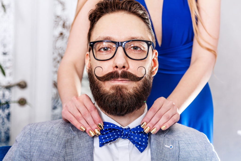 The Mustache Twist