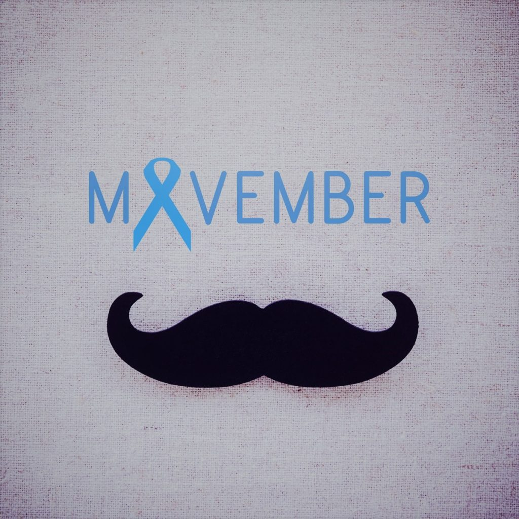 Moving Into Movember