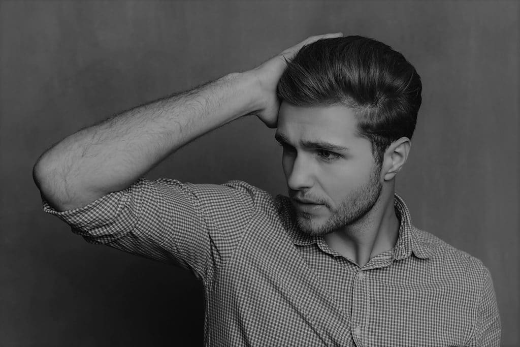 Barbershop Services for the Modern Man at Men's Spa Salon