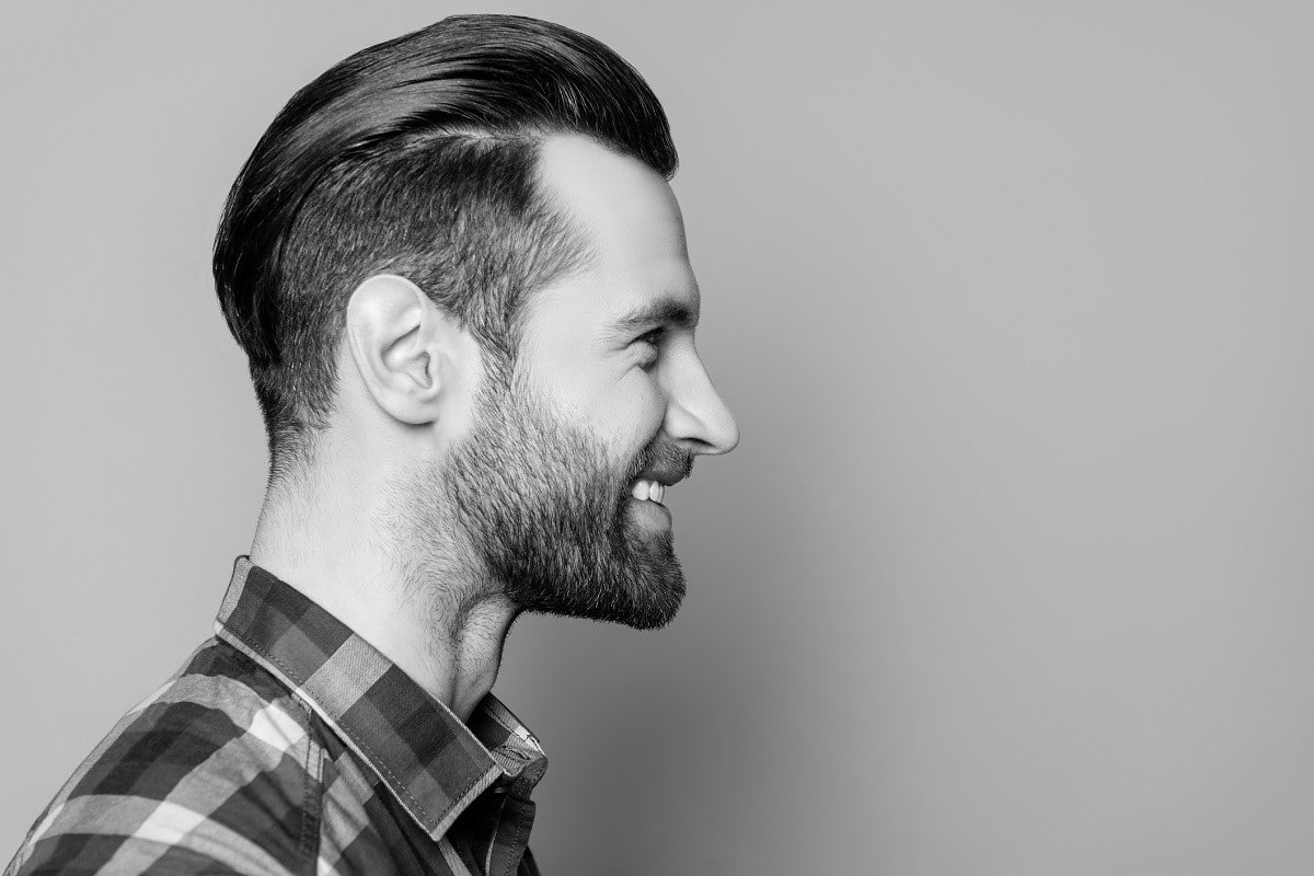 The Best Beard Styles For Different Face Shapes Mens Spa Salon
