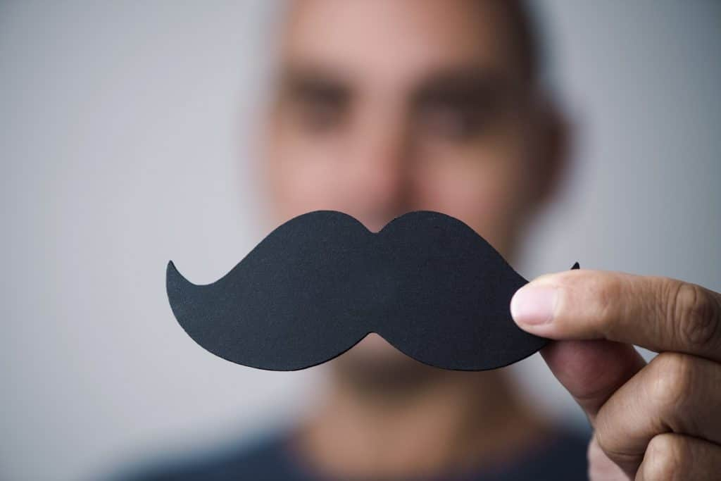 The Top 4 Mustache Cuts to Try in 2020